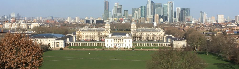 Greenwich London 2020